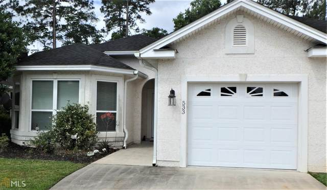 533 Eagle Blvd, Kingsland, GA 31548 (MLS #8788659) :: Athens Georgia Homes