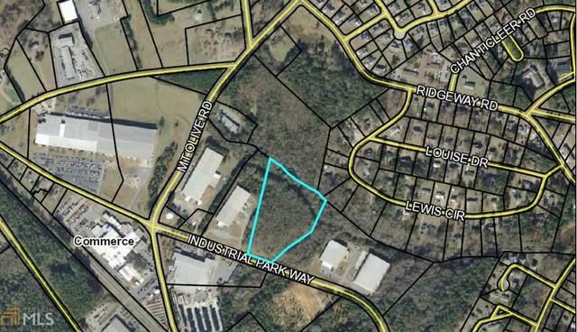 0 Industrial Park Way, Commerce, GA 30529 (MLS #8788734) :: The Heyl Group at Keller Williams