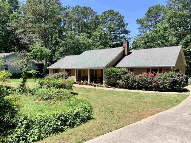 4915 Lake Forest Dr, Conyers, GA 30094 (MLS #8788814) :: The Durham Team