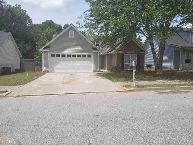 4016 Meadow Glen Way, Fairburn, GA 30213 (MLS #8788875) :: The Heyl Group at Keller Williams