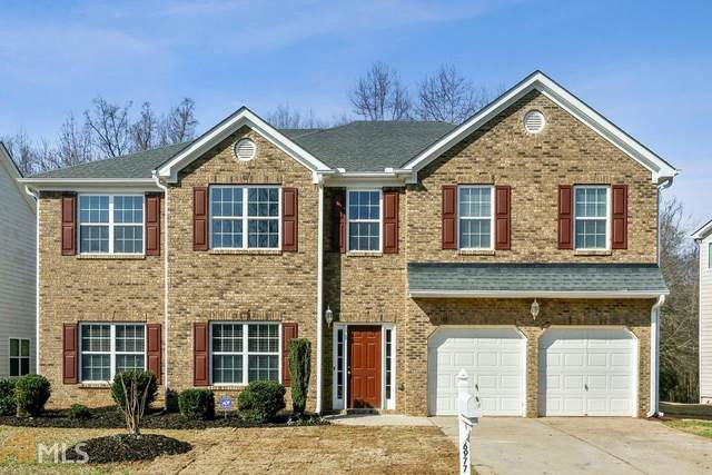 6977 Talkeetna Ct, Atlanta, GA 30331 (MLS #8788989) :: Bonds Realty Group Keller Williams Realty - Atlanta Partners