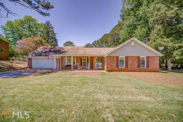 3879 Carriage Lane Sw, Conyers, GA 30094 (MLS #8789131) :: Buffington Real Estate Group