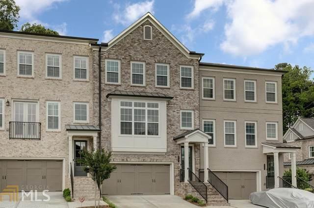 2183 Elmont Way Se, Smyrna, GA 30080 (MLS #8789150) :: Bonds Realty Group Keller Williams Realty - Atlanta Partners