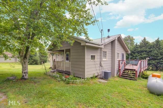 1189 Old Dahlonega Hwy, Dahlonega, GA 30533 (MLS #8789190) :: Athens Georgia Homes