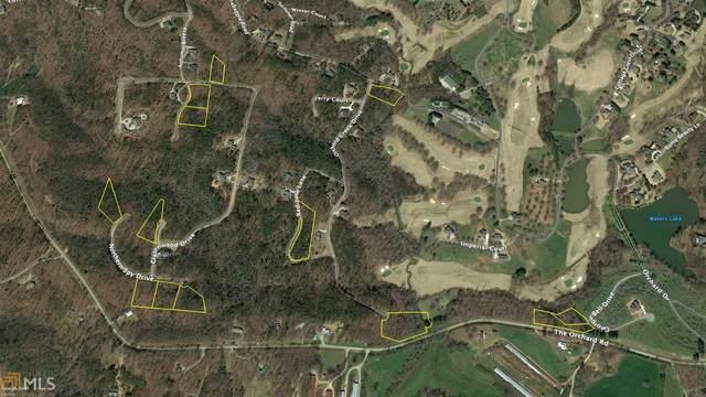 0 Orchard Dr 12 Lots, Clarkesville, GA 30523 (MLS #8789232) :: The Heyl Group at Keller Williams