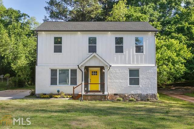 2002 Mcafee Rd, Decatur, GA 30032 (MLS #8789246) :: RE/MAX Eagle Creek Realty