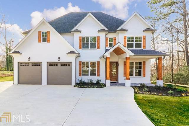 1209 E M Croy Rd, Sugar Hill, GA 30518 (MLS #8789294) :: Bonds Realty Group Keller Williams Realty - Atlanta Partners