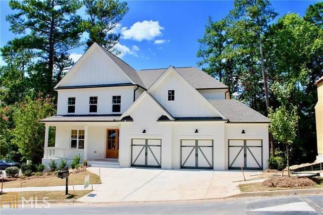 257 Harmony Lake Dr, Holly Springs, GA 30115 (MLS #8789527) :: Rettro Group