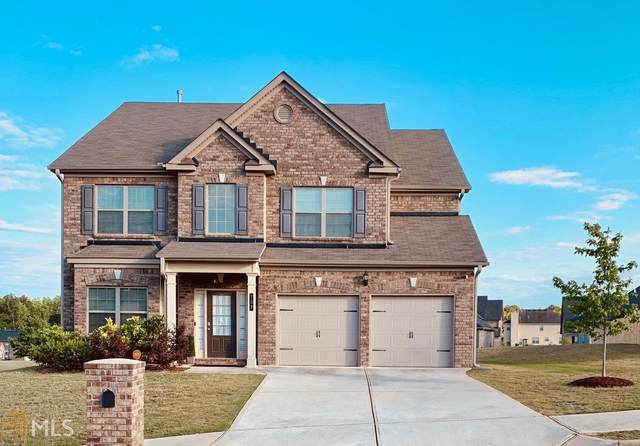 732 Melanie Jean Dr, Mcdonough, GA 30252 (MLS #8789530) :: Rettro Group