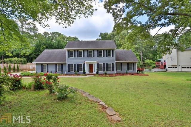 5208 Willow Creek Overlook, Woodstock, GA 30188 (MLS #8789854) :: Buffington Real Estate Group