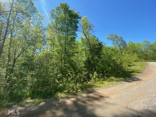 Lot 60 Staurolite Mountain #60, Blue Ridge, GA 30513 (MLS #8790015) :: Buffington Real Estate Group