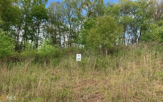 Lot 165 Owen Glen #165, Blairsville, GA 30512 (MLS #8790060) :: The Durham Team