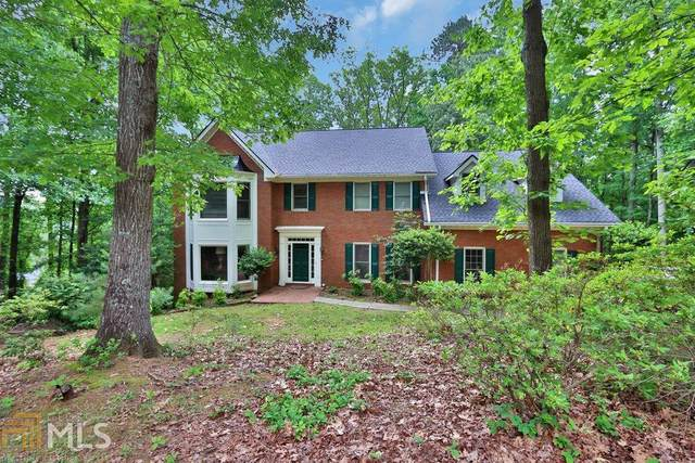 90 Cliffcreek Trc Trce, Sandy Springs, GA 30350 (MLS #8790119) :: Buffington Real Estate Group