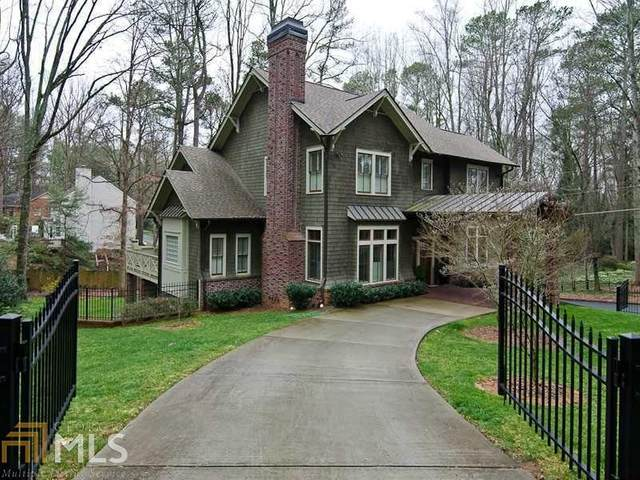641 NE Loridans Drive Ne, Atlanta, GA 30342 (MLS #8790147) :: RE/MAX Eagle Creek Realty
