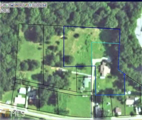 35 N Kelly St, Tallapoosa, GA 30176 (MLS #8790151) :: Military Realty