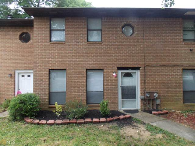 1295 NW Lakeview Dr, Conyers, GA 30012 (MLS #8790174) :: Buffington Real Estate Group