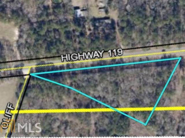 0 Highway 119, Ellabell, GA 31308 (MLS #8790210) :: RE/MAX Eagle Creek Realty