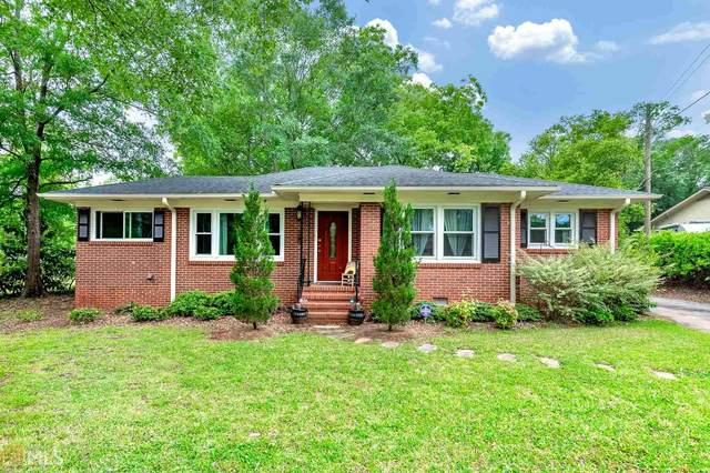 1020 E College St, Griffin, GA 30223 (MLS #8790291) :: Athens Georgia Homes