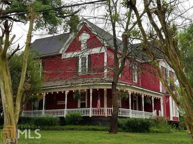 950 Hull Ave, Carnesville, GA 30521 (MLS #8790304) :: The Heyl Group at Keller Williams