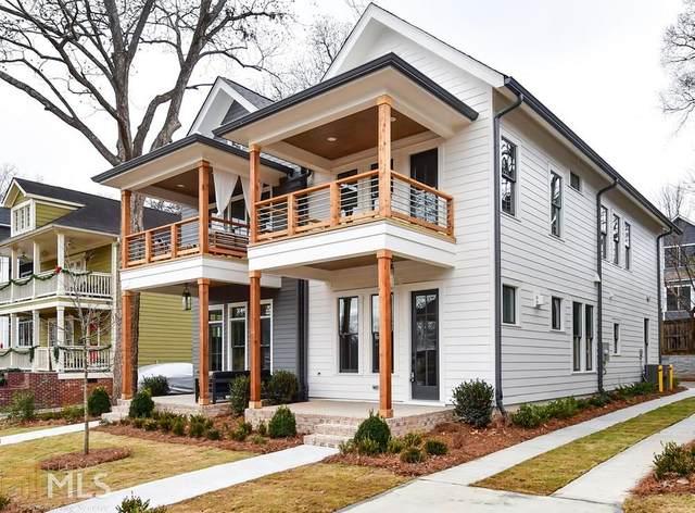 808 Kirkwood Avenue Se, Atlanta, GA 30316 (MLS #8790322) :: Athens Georgia Homes