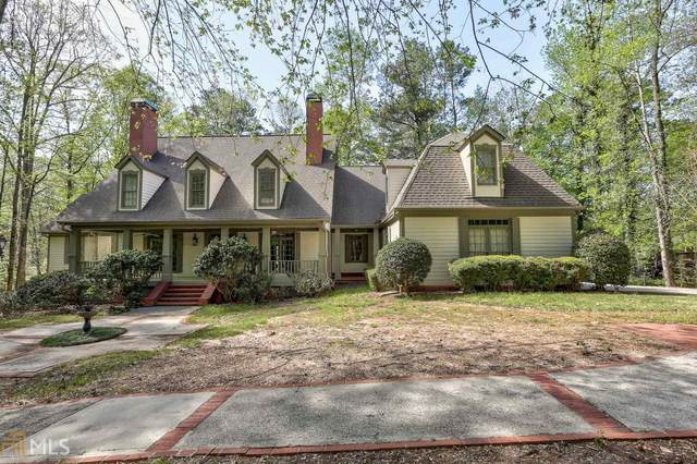 460 Birkdale Dr, Fayetteville, GA 30215 (MLS #8790388) :: The Heyl Group at Keller Williams