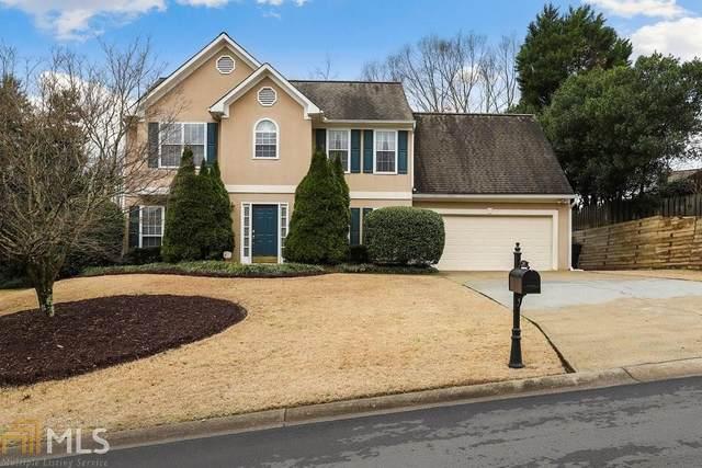 109 Columbia Pl, Woodstock, GA 30189 (MLS #8790614) :: Buffington Real Estate Group