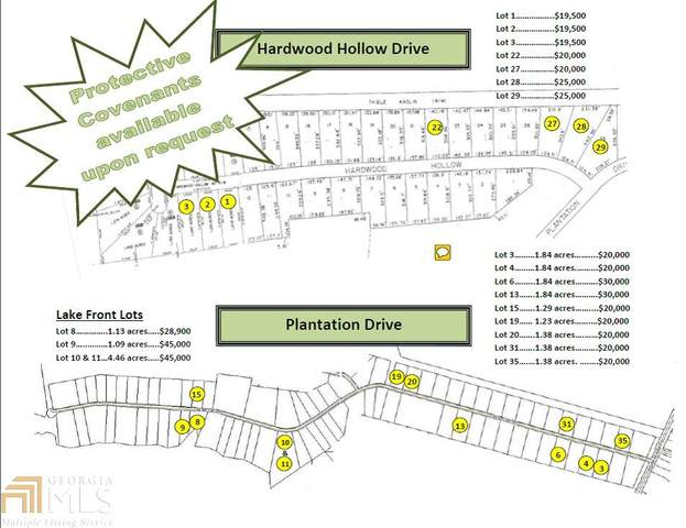01 Plantation Dr Lot 4, Sandersville, GA 31082 (MLS #8790689) :: Athens Georgia Homes