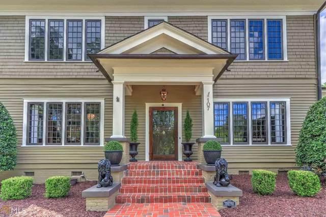 107 Church St, Jefferson, GA 30549 (MLS #8790707) :: Bonds Realty Group Keller Williams Realty - Atlanta Partners