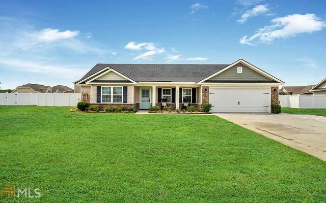 111 Gentry Dr, Guyton, GA 31312 (MLS #8790709) :: Military Realty