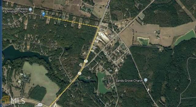 235 Plantation Dr Lot 6, Sandersville, GA 31082 (MLS #8790726) :: The Realty Queen & Team