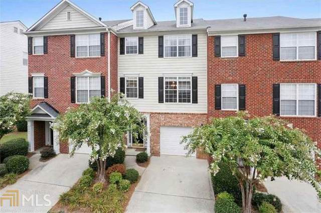 3543 Chattahoochee Summit Lane Se #23, Atlanta, GA 30339 (MLS #8790844) :: Athens Georgia Homes