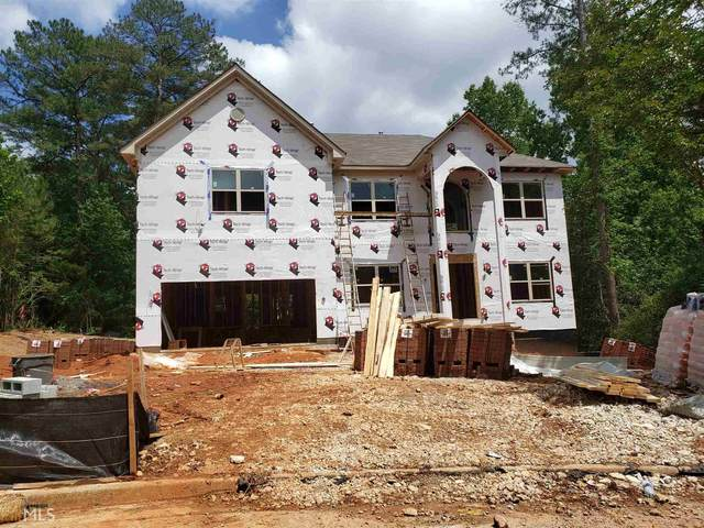 1873 Christopher Dr #18, Conyers, GA 30094 (MLS #8790929) :: Buffington Real Estate Group
