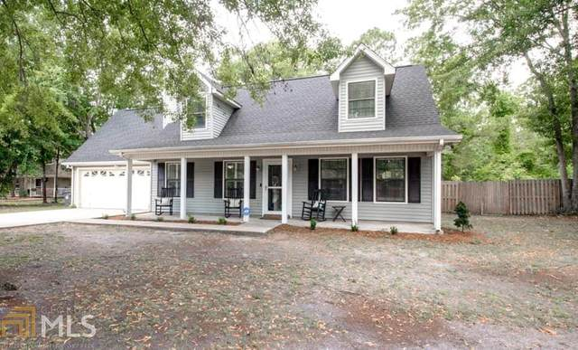 120 Dunbar Dr, St. Marys, GA 31558 (MLS #8791010) :: Buffington Real Estate Group