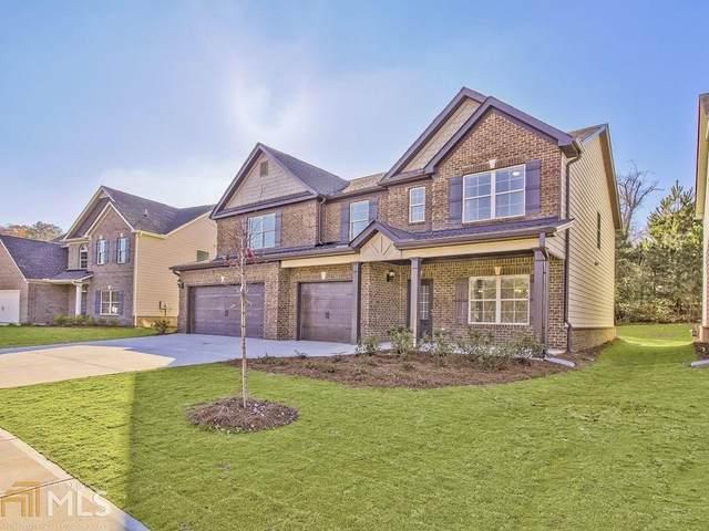 3023 Newbury Ln #36, Ellenwood, GA 30294 (MLS #8791038) :: Buffington Real Estate Group