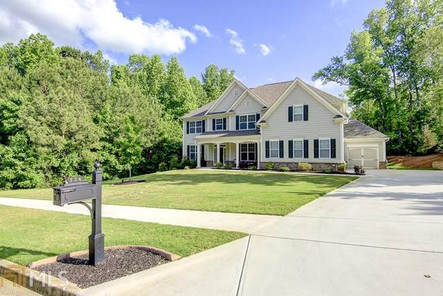 124 Waterlace Way, Fayetteville, GA 30215 (MLS #8791051) :: The Heyl Group at Keller Williams