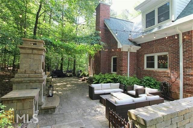 16083 Old Henderson Rd, Milton, GA 30004 (MLS #8791111) :: Buffington Real Estate Group