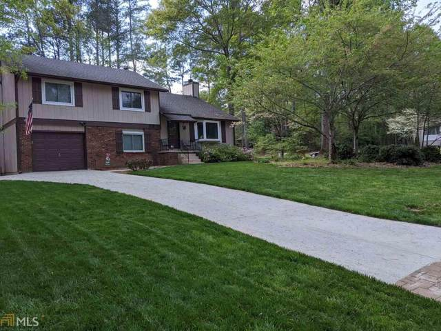240 Michaela Dr, Alpharetta, GA 30009 (MLS #8791149) :: The Heyl Group at Keller Williams
