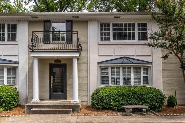 841 Frederica St #21, Atlanta, GA 30306 (MLS #8791209) :: Athens Georgia Homes