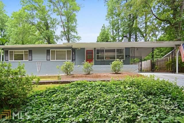 3806 Donaldson Dr, Atlanta, GA 30341 (MLS #8791252) :: RE/MAX Eagle Creek Realty