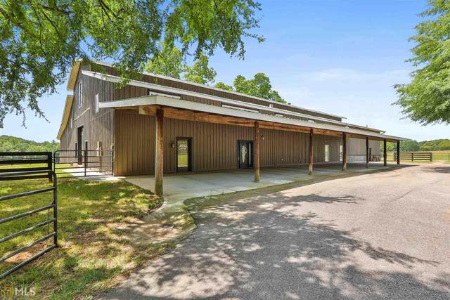 6161 Forest Rd, Hogansville, GA 30230 (MLS #8791343) :: The Heyl Group at Keller Williams