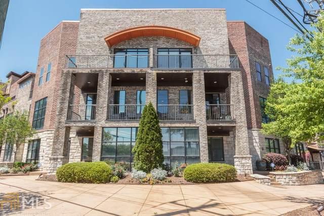 1199 Huff Road Nw #105, Atlanta, GA 30318 (MLS #8791417) :: Lakeshore Real Estate Inc.