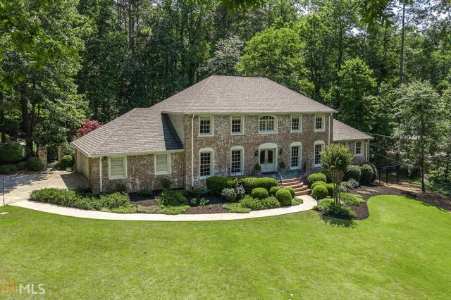 5655 Lake Island, Sandy Springs, GA 30327 (MLS #8791477) :: Bonds Realty Group Keller Williams Realty - Atlanta Partners
