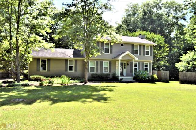 10 Oak Ridge Dr, Sharpsburg, GA 30277 (MLS #8791554) :: Keller Williams Realty Atlanta Partners