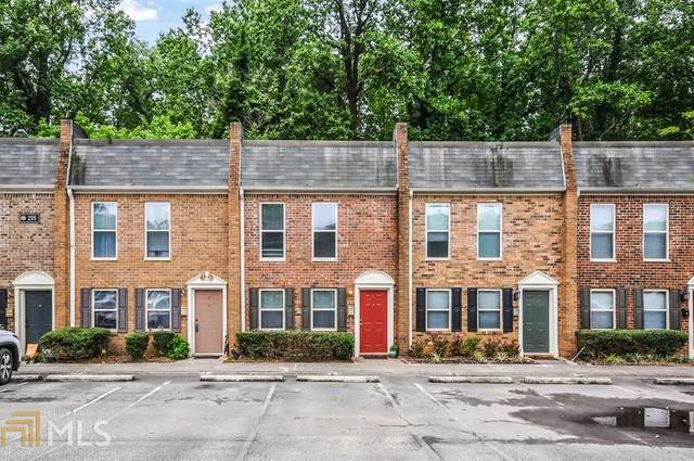 255 Winding River Drive Ne D, Sandy Springs, GA 30350 (MLS #8791593) :: Buffington Real Estate Group