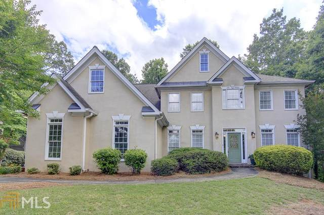 130 Rebel Rise, Fayetteville, GA 30215 (MLS #8791658) :: Athens Georgia Homes