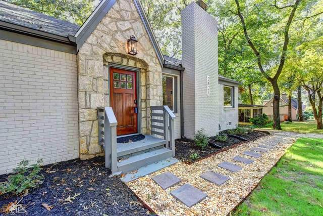 2821 Memorial Dr, Atlanta, GA 30317 (MLS #8791669) :: RE/MAX Eagle Creek Realty