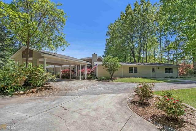 245 Sandy Lake, Fayetteville, GA 30214 (MLS #8791716) :: Keller Williams Realty Atlanta Partners