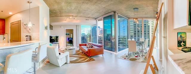 3324 Peachtree Rd #1401, Atlanta, GA 30326 (MLS #8791776) :: Buffington Real Estate Group