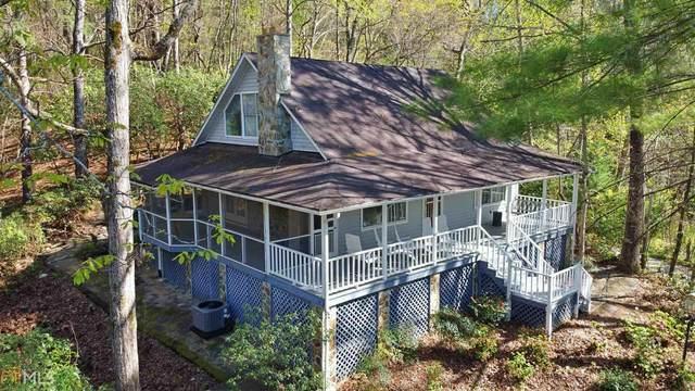 445 Oak Forest Dr, Clarkesville, GA 30523 (MLS #8791813) :: The Heyl Group at Keller Williams