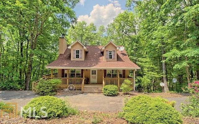 71 Cedar Mtn Trl, Blairsville, GA 30512 (MLS #8791857) :: The Heyl Group at Keller Williams